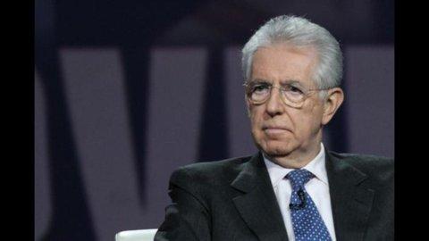 Lavoro, Monti: articolo 18 allontana investimenti, riforma entro marzo