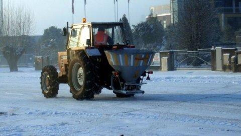 Neve e gelo, i danni economici per imprese e agricoltura: 3 giorni senza gas costano 1 punto di Pil