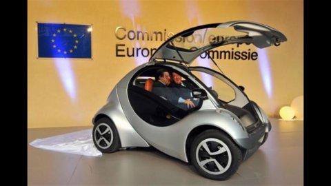 Hiriko: la miniauto pieghevole che progetta una società diversa
