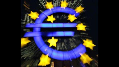 Eurozona: crolla l'indice Sentix sulla fiducia degli investitori