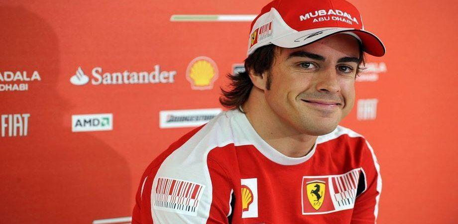 AUTO F.1 – Alonso più forte di tutti ai test della  nuova Ferrari in Spagna