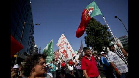 Portogallo sempre peggio: Pil IV trimestre -2,4%