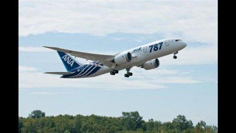 Usa, effetto Boeing sugli ordini industriali: ma crescono meno delle attese