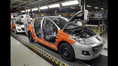 General Motors verso l'acquisto del 5% di Peugeot Citroen