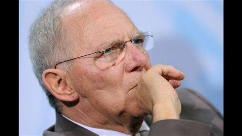 """Schaeuble: """"La Grecia guardi all'Italia"""""""