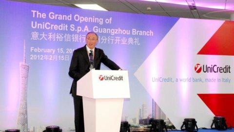 Unicredit: dalla Bei prestito di 400 milioni per Pmi