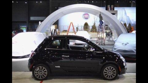 Ue: calo nelle vendite auto -7,1%