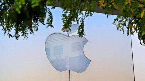 Apple, nuovo record in Borsa: 600 dollari per azione