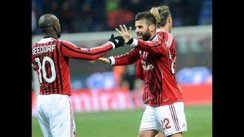 Il Milan cerca punti e conferme a Cesena