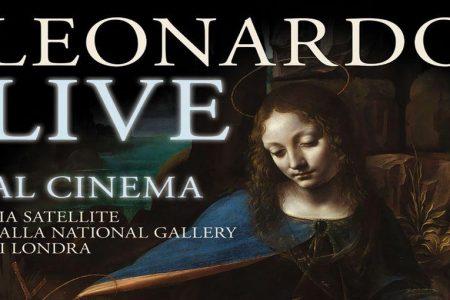 Leonardo Live – Quando l'arte si fa cinema