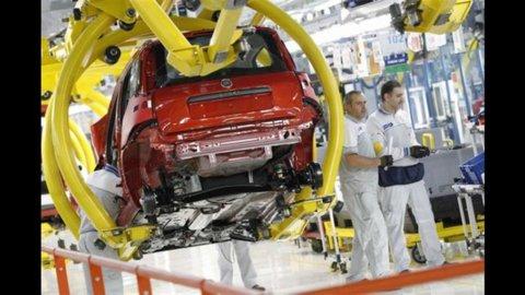 Industria, Istat: produzione maggio -6,9% su anno, +0,8% su mese