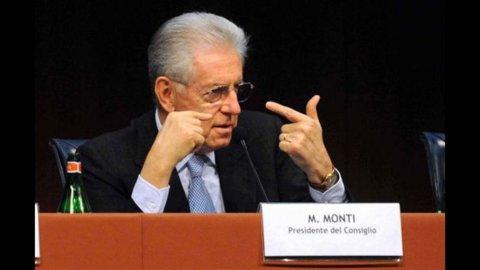 Monti: con l'accordo per la Grecia stop al rischio contagio