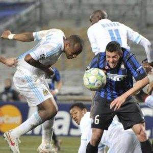 Champions League: Inter, col Marsiglia dentro o fuori. Servono due gol per la rimonta