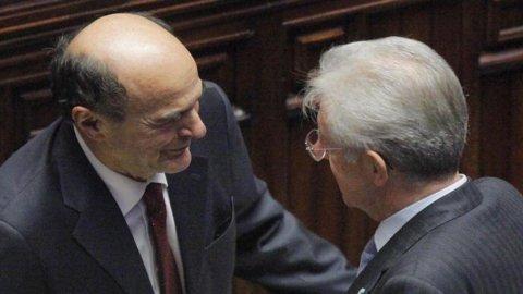 Pd a Monti: sul lavoro accordo condiviso