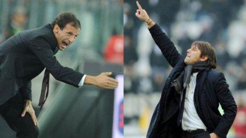 CORSA SCUDETTO: qui Milan e qui Juve, ultimissime dalle due regine del campionato