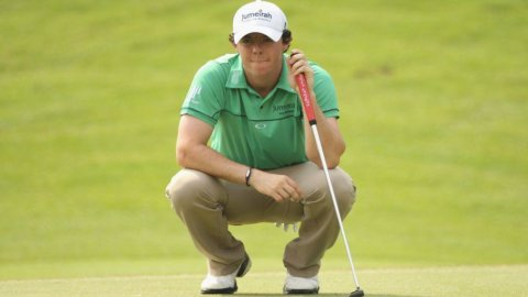 Golf, a tutto Rory McIlroy