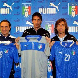 Puma e la Nazionale italiana di calcio insieme fino al 2018