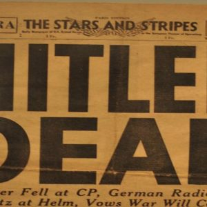 """Stars and Stripes"", tempi duri anche per i giornali militari"