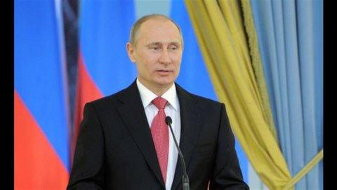Russia: Putin vince le elezioni con il 63% al primo turno