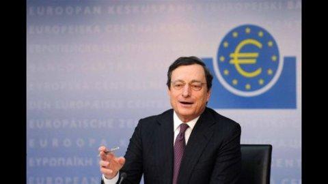 Bce, nuovo record di depositi overnight a 820,819 miliardi di euro