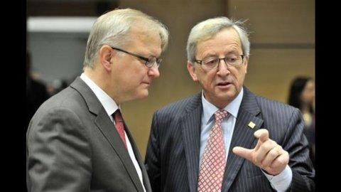 Spagna, Ue: grave sforamento target deficit 2012