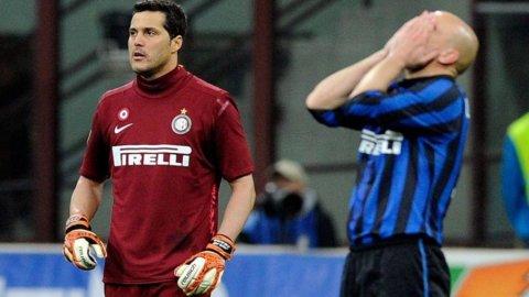 Calcio: Julio Cesar-Cambiasso, l'Inter ha ancora un'anima