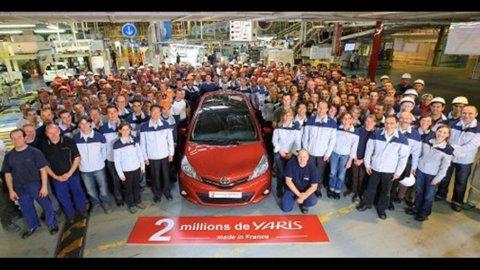 Auto, la Toyota ri(sorpassa) Gm: di nuovo la prima casa automobilistica del mondo