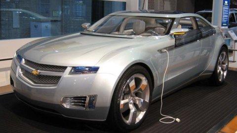 Chevrolet Volt: è l'auto dell'anno, ma nessuno la vuole