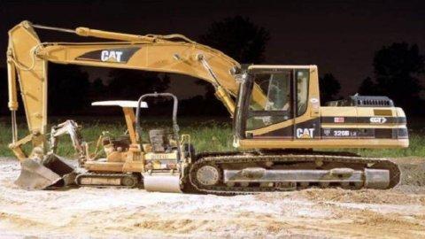 Dalla Cina la più grande scavatrice del mondo: una sfida a Caterpillar e Komatsu