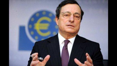 La Bce mantiene il costo del denaro nell'Eurozona al minimo storico dell'1%