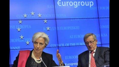 """Lagarde: """"Italia faro d'Europa"""""""