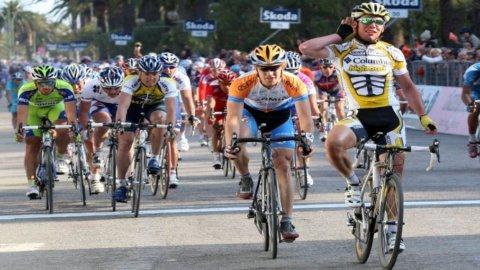 Giro d'Italia, Cavendish si conferma re dei velocisti