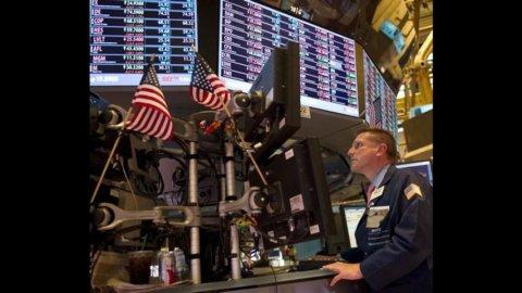 Wall Street: S&P 500 ai massimi dal 2008, prima della crisi