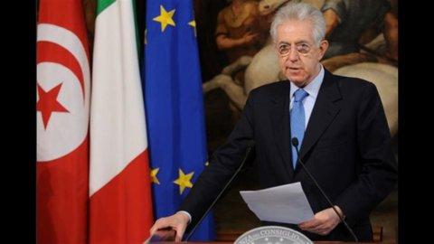 """Riforma del Lavoro, Monti: """"Accordo in dirittura d'arrivo"""""""