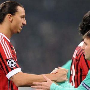 Champions League: stasera Milan-Barcellona, la partita dei sogni. Ibrahimovic suona la carica