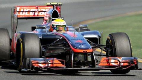 Formula 1: il 2012 è l'anno dei giovani