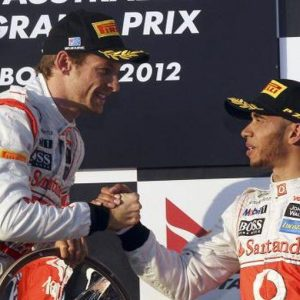 AUTO F.1 – Nel Gran Premio d'Australia vince Button (McLaren) ma le sorprese non mancano