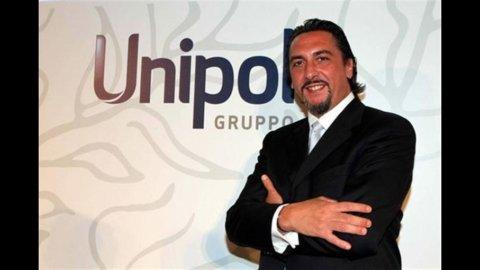 Unipol-Fonsai: al consorzio 20% inoptato, 458 milioni