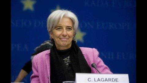 """Fmi, Lagarde: """"Riformare la finanza"""""""