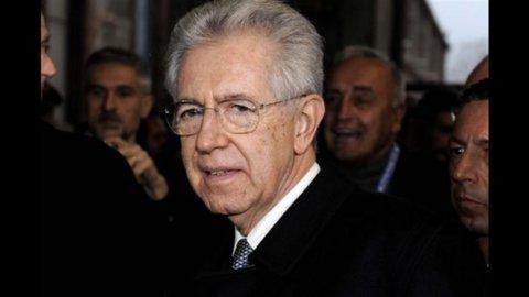 """Lavoro, Monti: """"Sull'articolo 18 la questione è chiusa"""""""