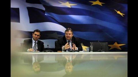 Grecia, nuovo ministro delle Finanze: dopo Venizelos ecco Sahinidis