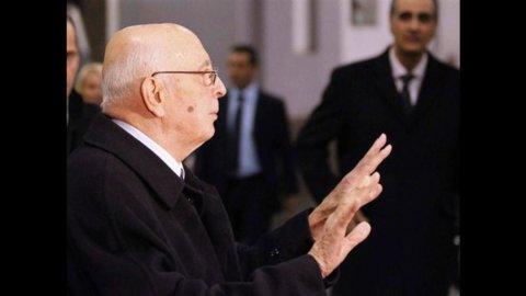 """Lavoro, Napolitano: """"Senza art.18 non ci saranno licenziamenti indiscriminati""""."""