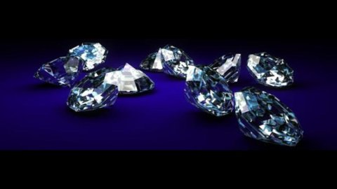Sudafrica, scoperti 4 diamanti da oltre 100 carati l'uno