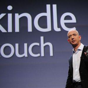 Amazon, in arrivo rimborsi sugli e-books già acquistati