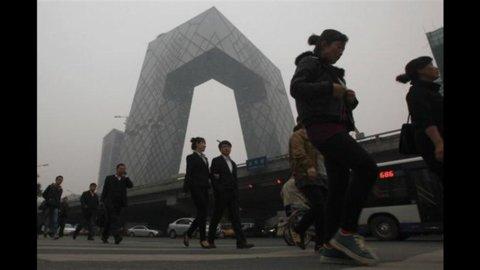 Cina, dati in chiaroscuro dall'industria