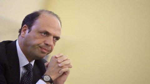 Letta-Alfano, è rottura su Berlusconi