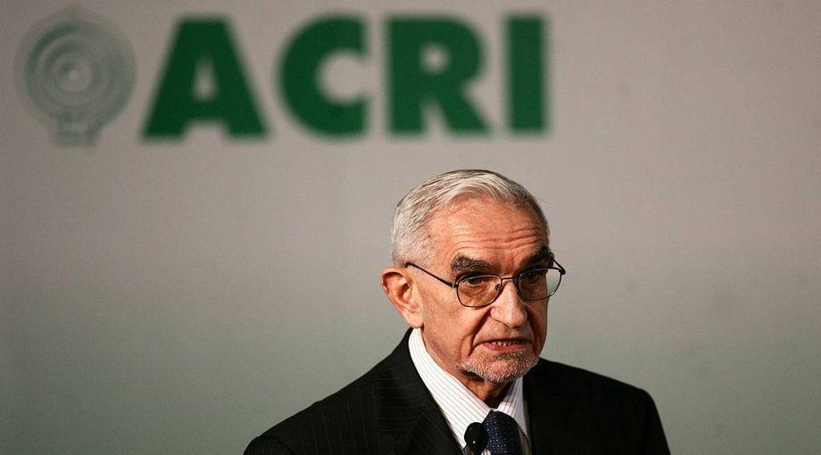 Giuseppe Guzzetti, presidente Acri