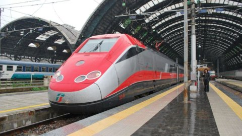 Trenitalia, nasce il nuovo Frecciarossa Mennea: Roma-Milano in sole due ore