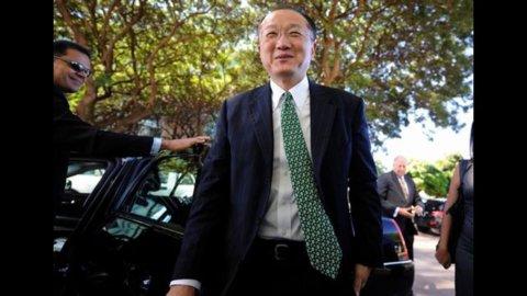 Banca Mondiale, oggi il nuovo presidente