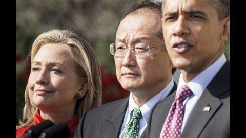 Banca Mondiale, Jim Yong Kim nuovo presidente: uno scienzato, non un economista